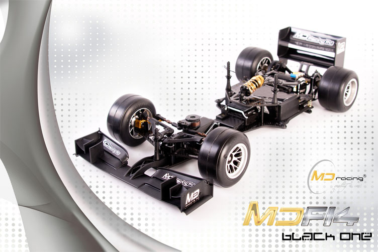 MD Racing F14 Setup Sheet & Manual