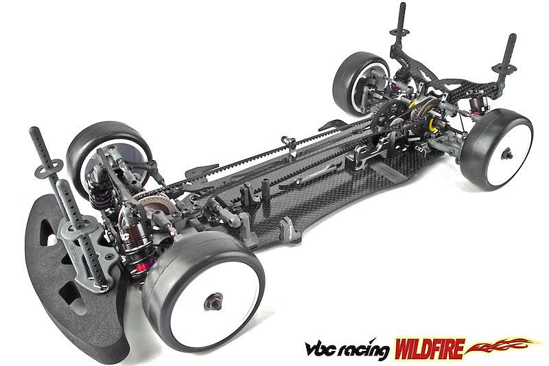 VBC Racing WildFire Setup Sheet & Manual