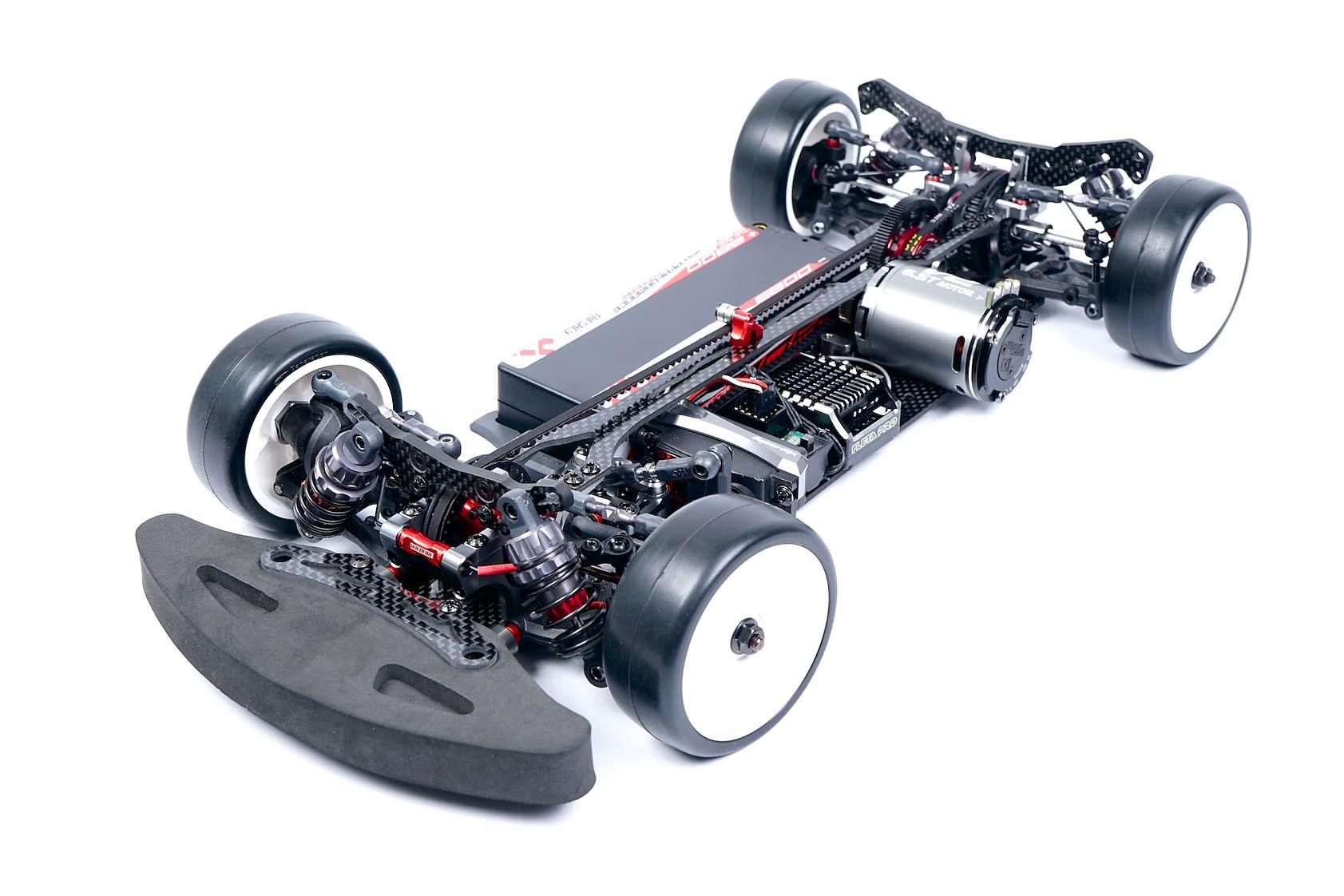 Vbc Racing Wildfired08 1 10 Touring Car Kit D 05 Vbc Ck20