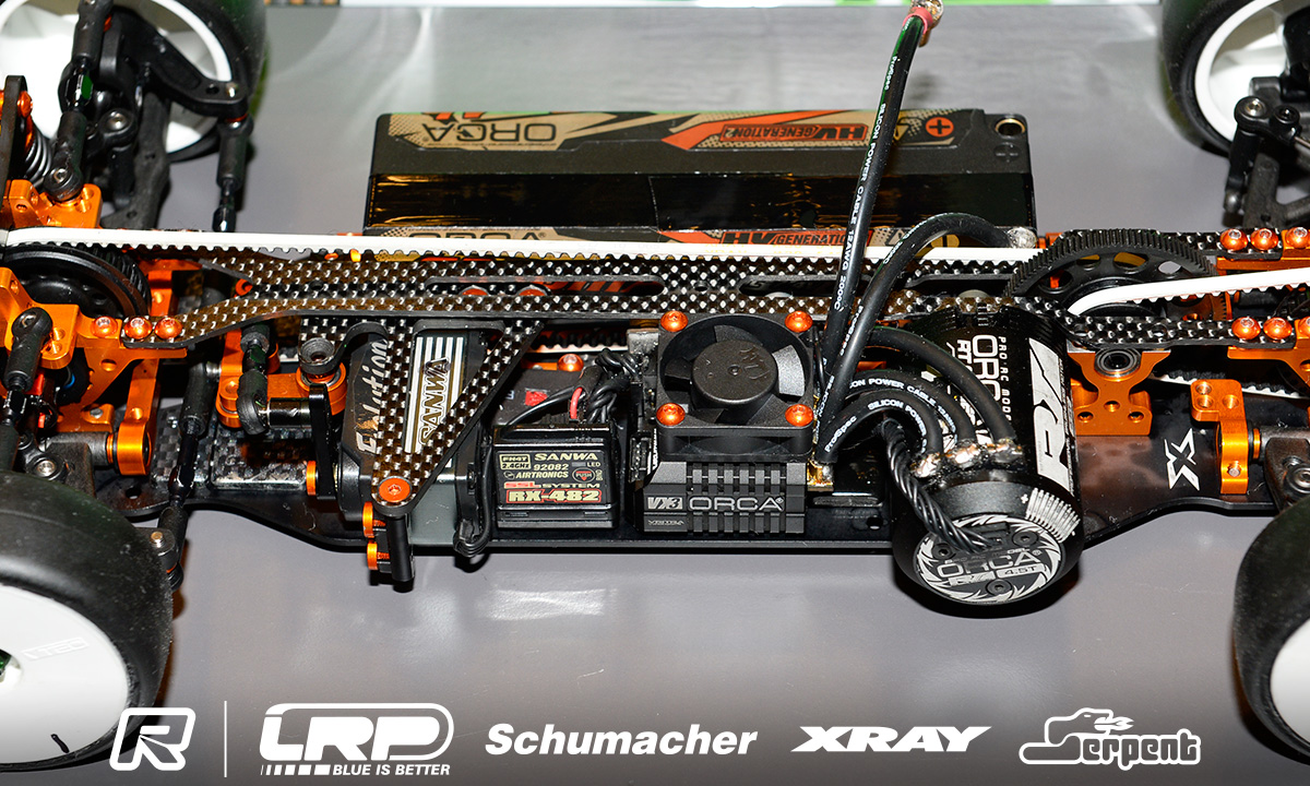 R And R Tires >> Xray T4'17 - Alexander Hagberg - DHI Cup - Odense - 06-08 ...