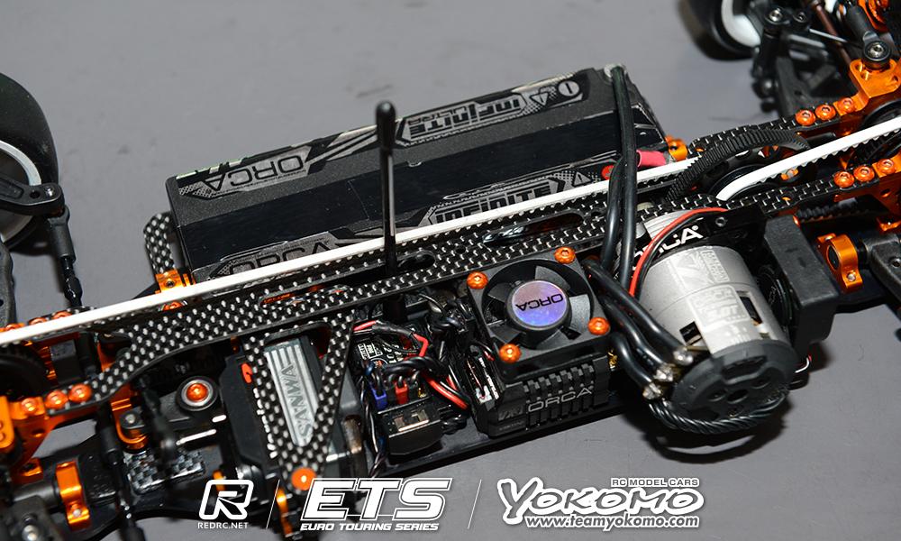 Team Xray T4'15 - Alexander Hagberg - ETS - Hrotovice - 06-07.12.2014