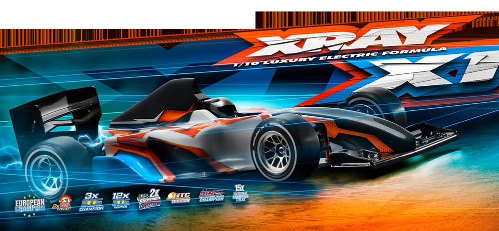 Team Xray X1, X1'16, X1'17, X1'18 & X1'19 Setup Sheet & Manual
