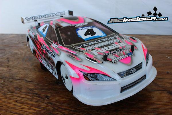 Yokomo BD7-2014 - Atsushi Hara - Reedy Race - Tamiya America Race Track - Aliso Viejo - 23-25.05 ...