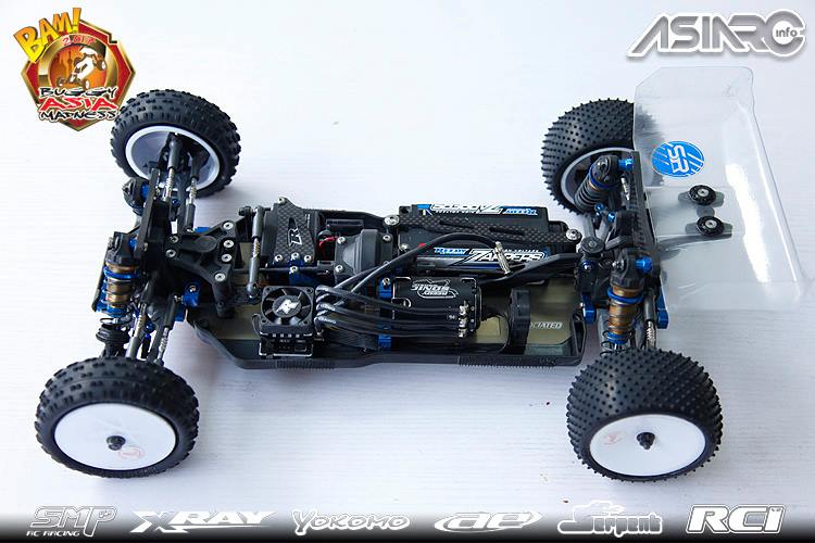 Rc Car Racing >> Team Associated B64 - Spencer Rivkin - Buggy Asia Madness - Shanghai - 31.03-02.04.2017