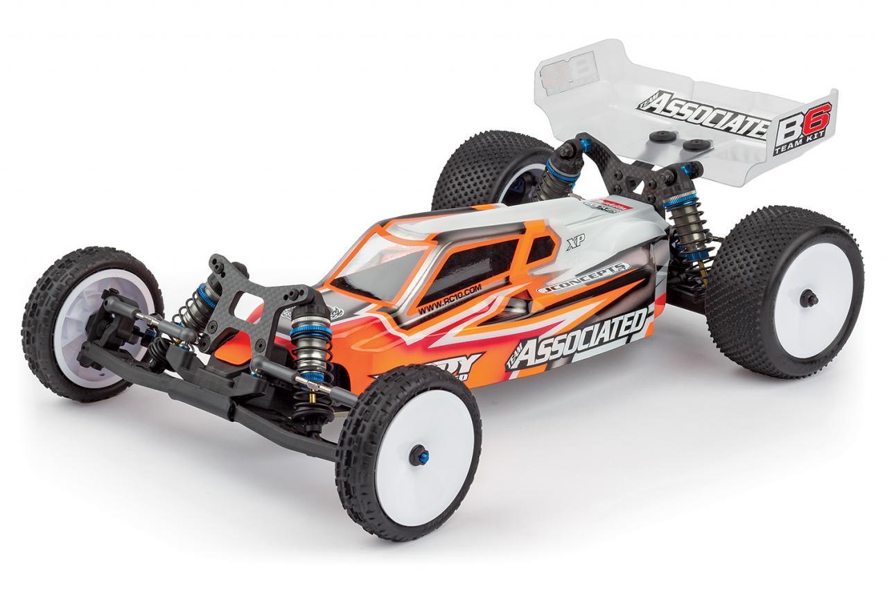 Team Associated RC10B6 Purpose Built 2WD Buggy