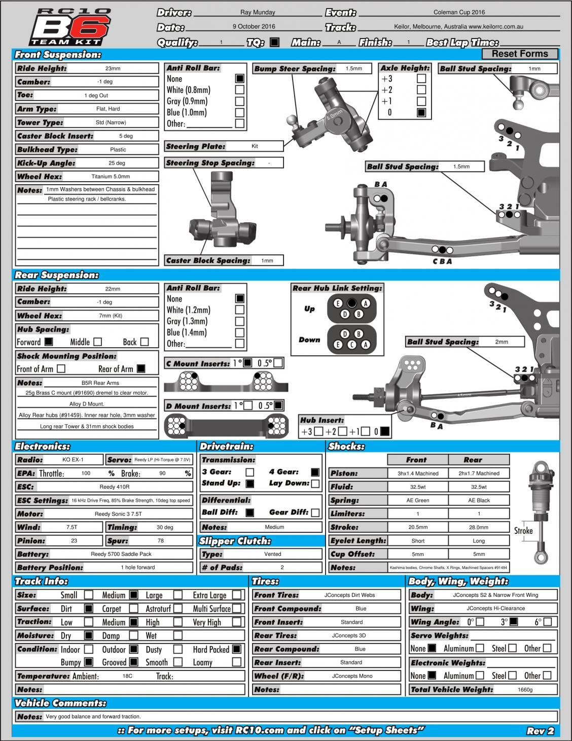Outdoor Setup Guide - PDF