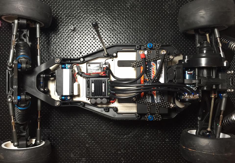 Team Associated Rc10 B6 B6d Amp B6 1 B6 1d Electronics Setups