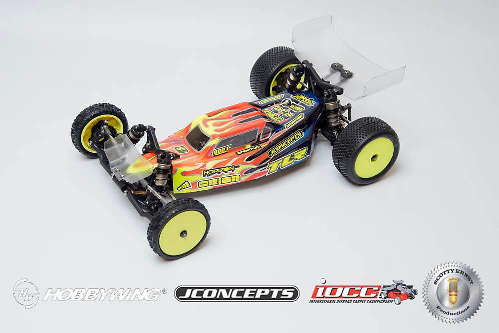 Team Losi Racing 22 5 0
