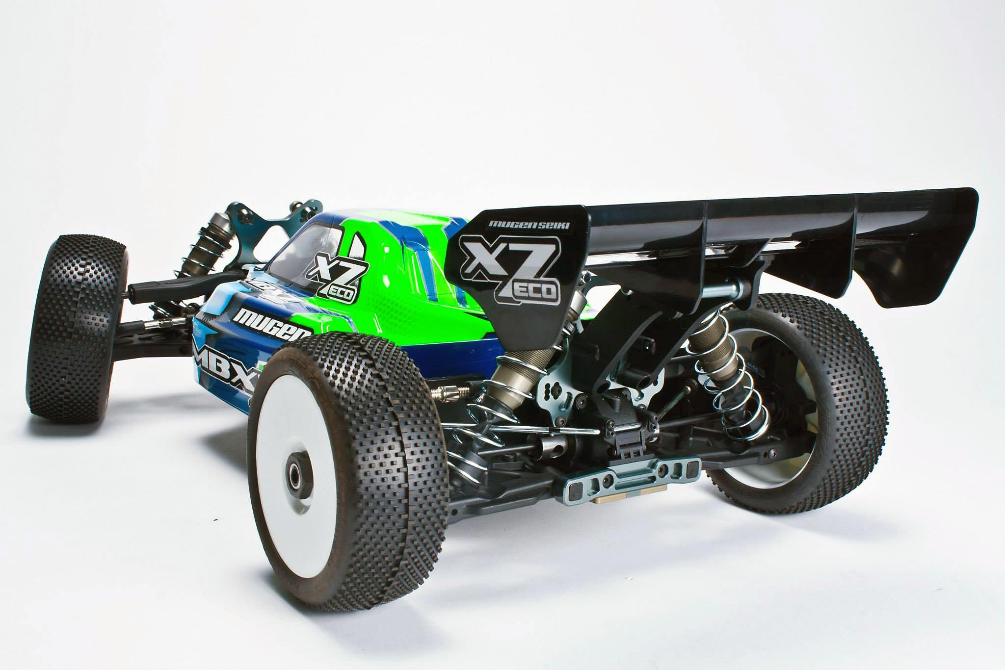 Mugen Seiki Mbx7 Eco