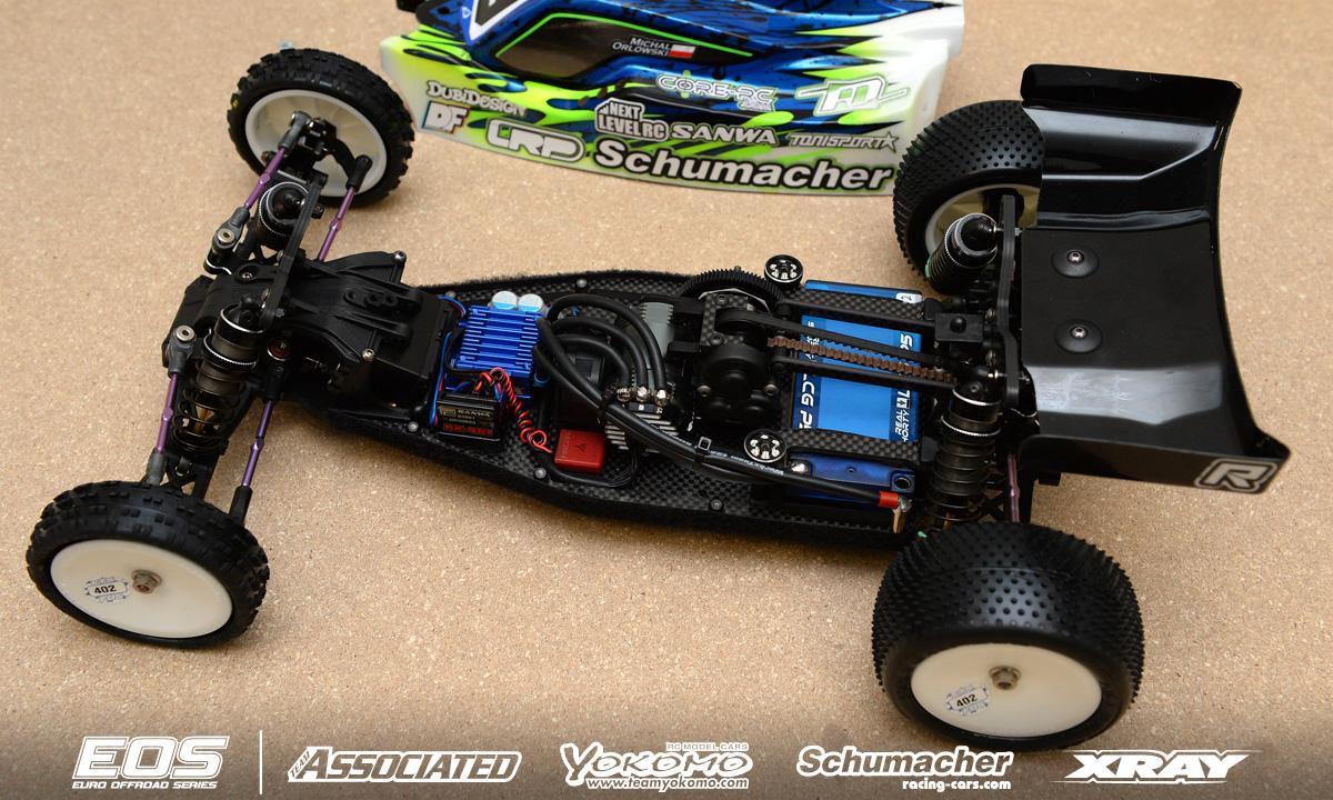 Used Car Batteries >> Schumacher Cougar KC - Michal Orlowski - EOS - Andernach - 17-19.03.2017
