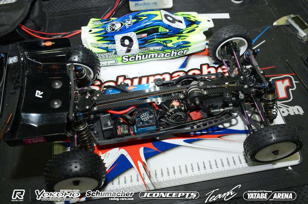 Schumacher Cat K2 Michal Orlowski World Championship Yatabe Arena  2015