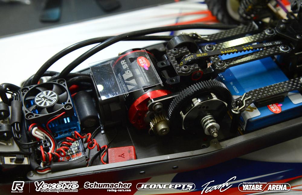 Schumacher Cougar Kf2 Michal Orlowski World