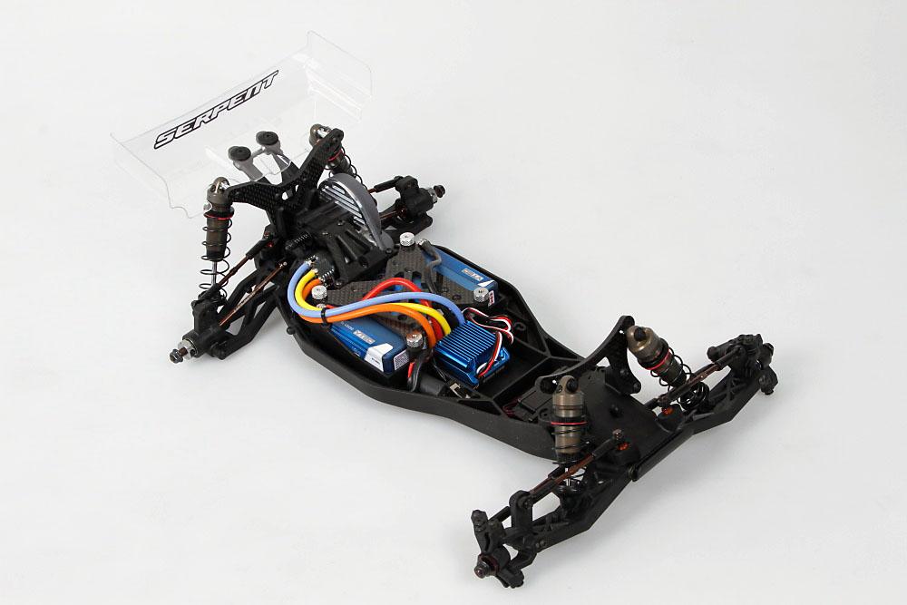 Serpent Srx2 Mid Motor