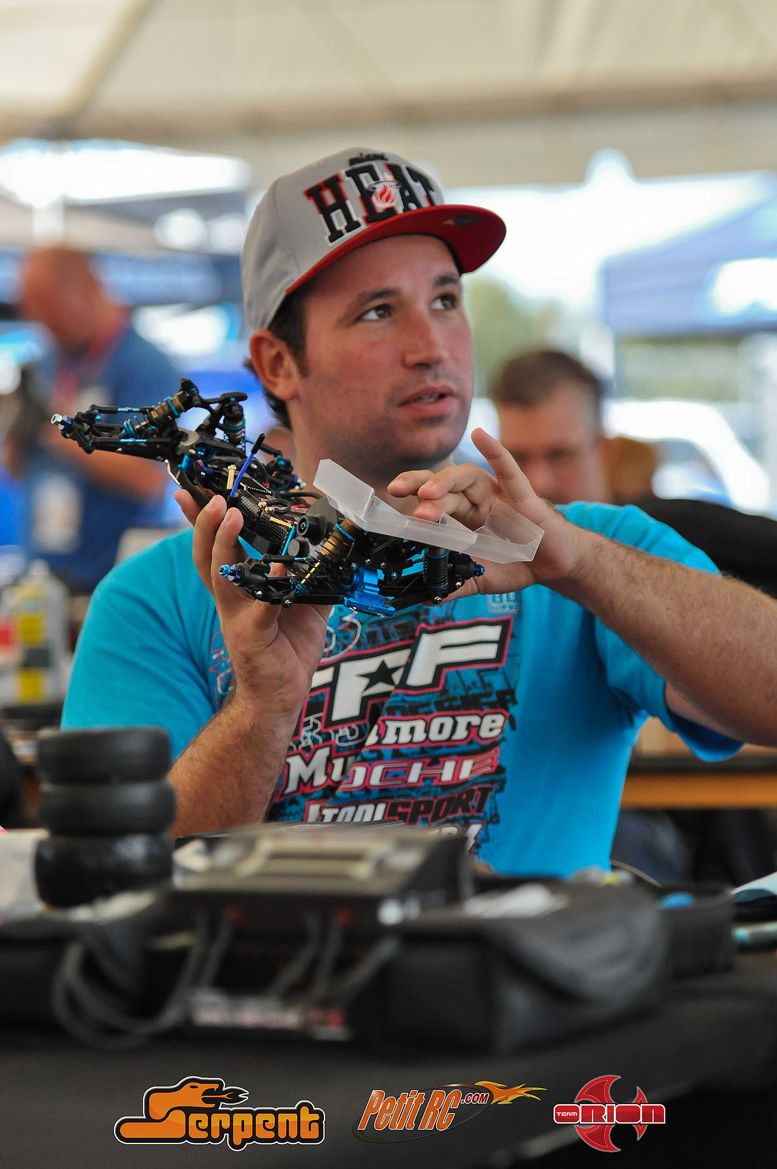 Racing In Car >> Tamiya TRF201XM - Marc Rheinard - World Championship ...