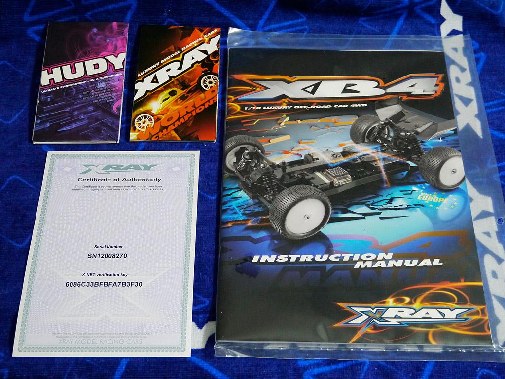Team Xray Xb4 Assembly