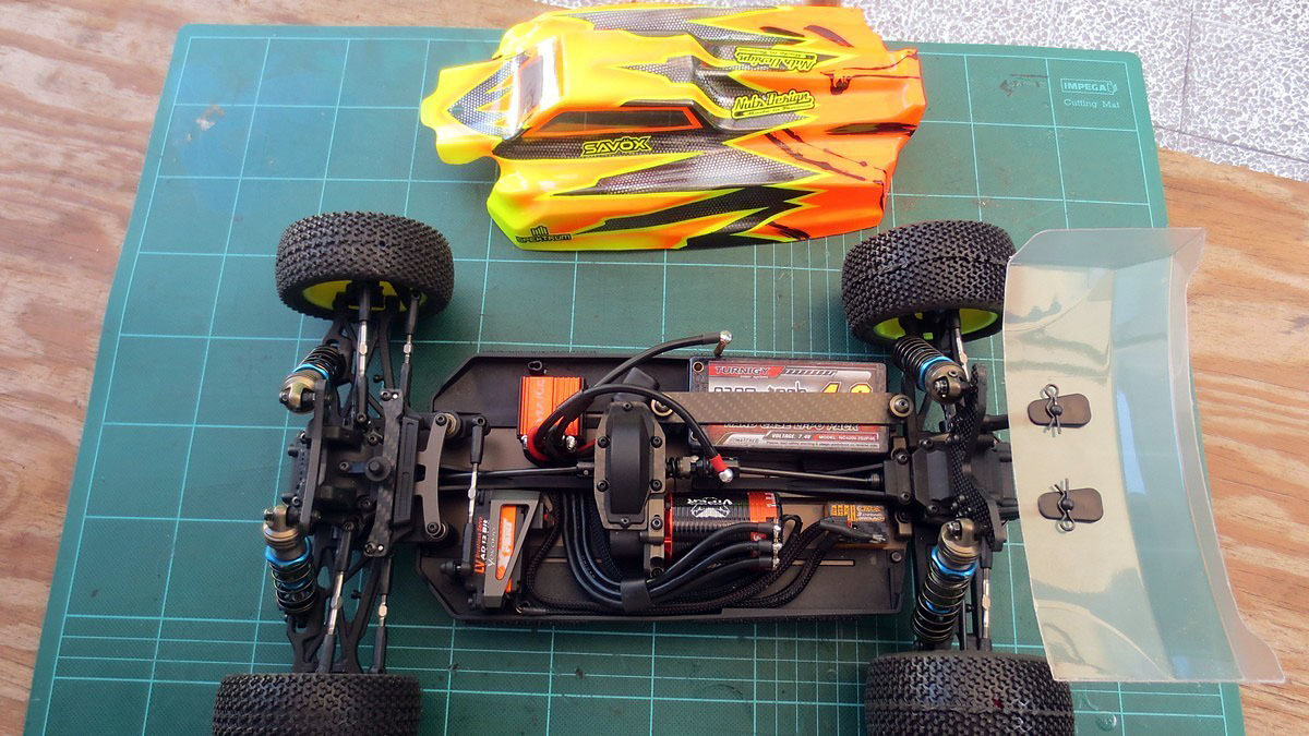 rc kit with Bmax4iii Electronicssetup on RepairKit hiRes further Id179 together with Reviewshinanodoyusha250waldorf together with Killerbody Lancia Stratos together with Bmax4III ElectronicsSetup.